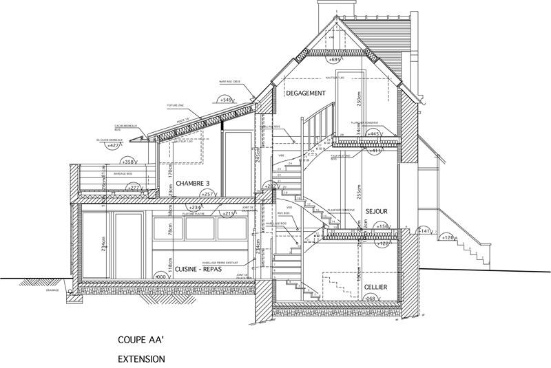 cabinet de kin 233 sith 233 rapie quimper architecte l ollivier pont l abb 233