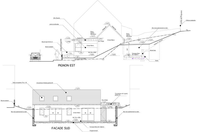 cabinet de kin 233 sith 233 rapie quimper architecte l ollivier pont l abb 233 architecte l ollivier pont